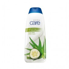 AVON Care Refreshing Aloe Vera and Cucumber Body Lotion 400ml
