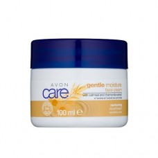 AVON Care Gentle Moisture Oatmeal and Chamomile Cream For Face 100ml