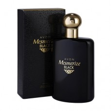 AVON Mesmerize Black Eau de Toilette Spray for Him 100ml