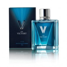 AVON V for Victory Mens Eau de Toilette 75ml