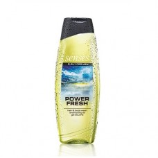 AVON Senses Power Fresh 2 in 1 Shower Gel 250ml
