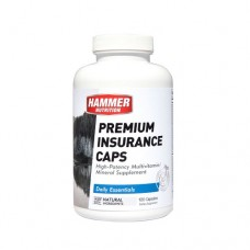 Hammer Nutrition Premium Insurance Caps 120 Capsules High Potency Multivitamin Mineral Suppliment