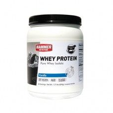 Hammer Nutrition Vanilla Pure Whey Isolate Protein 624g