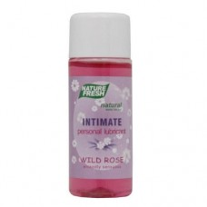 Nature Fresh Personal Lubricant Wild Rose 100ml