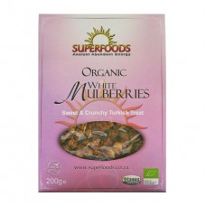 Superfoods Organic Mulberries 200g