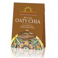 Superfoods Raw Cocao Oaty Chia 200g